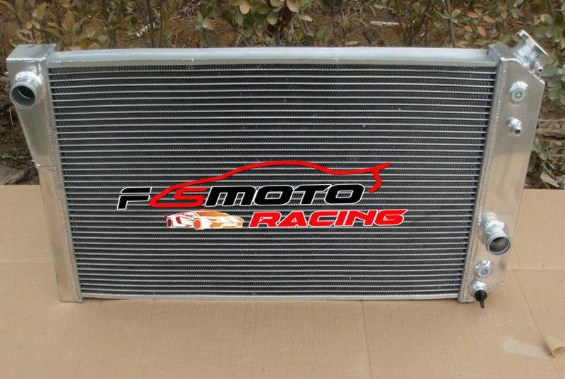 Aluminum 3 Row Performance Radiator for 91-96 Chevy Corvette 5.7 V8 L98//LT1 ZR-1