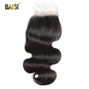 Image 3 - BAISI Lockige Bob Perücke 13x6 Spitze Vorne Perücke Brasilianische Menschliches Haar mit Natürlichen Haaransatz Baby Haar Hohe Dichte perücken für Schwarze Frauen