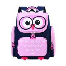 Children School Bags Orthopedic backpack For Girls Boys Waterproof Backpacks 2 sizes Book bag Toddler Knapsack Mochila escolar