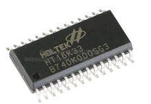 50 pcs/lot HT16K33 16K33 HT16K33 SOP-28