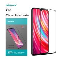 For Xiaomi redmi note 9 Pro Glass NILLKIN CP+ Pro Full Cover 9H Tempered Glass Screen Protector For Redmi note 8/8t/7/K20/k30/8A