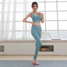 Yoga exercise running fitness suit 2019 new fashion sportswear