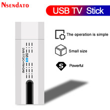 Digital por satélite DVB t2 USB TV Stick sintonizador con antena remoto HD receptor TV USB DVB-T2/DVB-T/DVB-C/FM/DAB USB TV Stick para PC