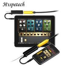 Гитарная линия hispetech акустическая линейный аудио интерфейс