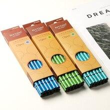 Nyoni с активированным углем Карандаш свинец Начинающий картина-раскраска жесткий детский эскиз углеродная ручка карбонизированные художественные принадлежности