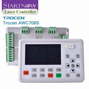 Image 1 - Заменяемая система управления с ЧПУ для режущего оборудования, запасные части, CO2 Лазерная плата управления 708S