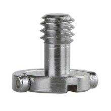 Винтовой болт с образным кольцом 1/4 дюйма для штатива камеры из нержавеющей стали