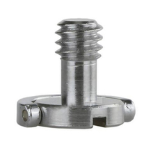 "Stainless Steel Captive 1/4"" C ring Screw Bolt for Camera Tripod Quick Release Plate"