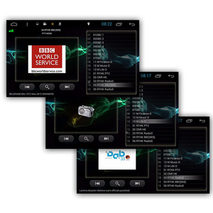 Image 3 - USB 2,0 цифровой DAB + радио тюнер приемник палка для Автомобильный dvd плеер на основе Android Авторадио Стерео USB DAB Android радио автомобильное радио