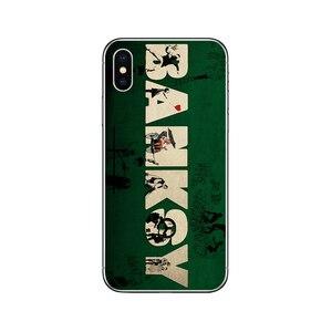Image 5 - Ciciber etui na telefon iPhone 11 Pro XS MAX X silikonowe etui na Iphone XR 8 7 6 6S Plus 5S SE 2020 Banksy Graffiti Coque Funda