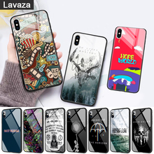 WEBBEDEPP The bring me horizon Glass Phone Case for Apple iPhone 11 Pro X XS Max 6 6S 7 8 Plus 5 5S SE