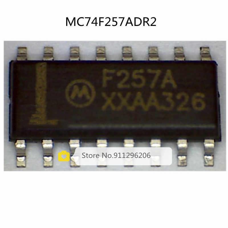 5 шт./лот MC74F257ADR2 MOT SOP 74F257ADR2 74F257A F257A 100% Новый оригинальный