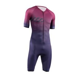 Triathlon Skinsuit 2019 PRO Cycling Skinsuit Sets Bodysuit Quality Bicycle Bike Roupa Ciclismo Masculino gel pad