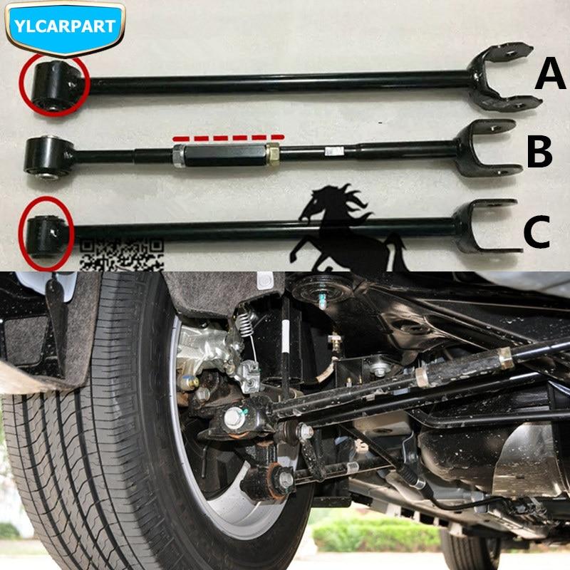 Für Geely Emgrand 8, EC8, E8, Auto niedrigen steuer arm buchse, joint