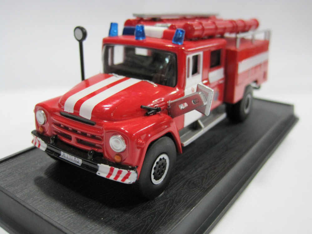 Special Offer  1:57  1964 130  Kazakhstan, Russia  Fire Truck Model  Alloy Collection