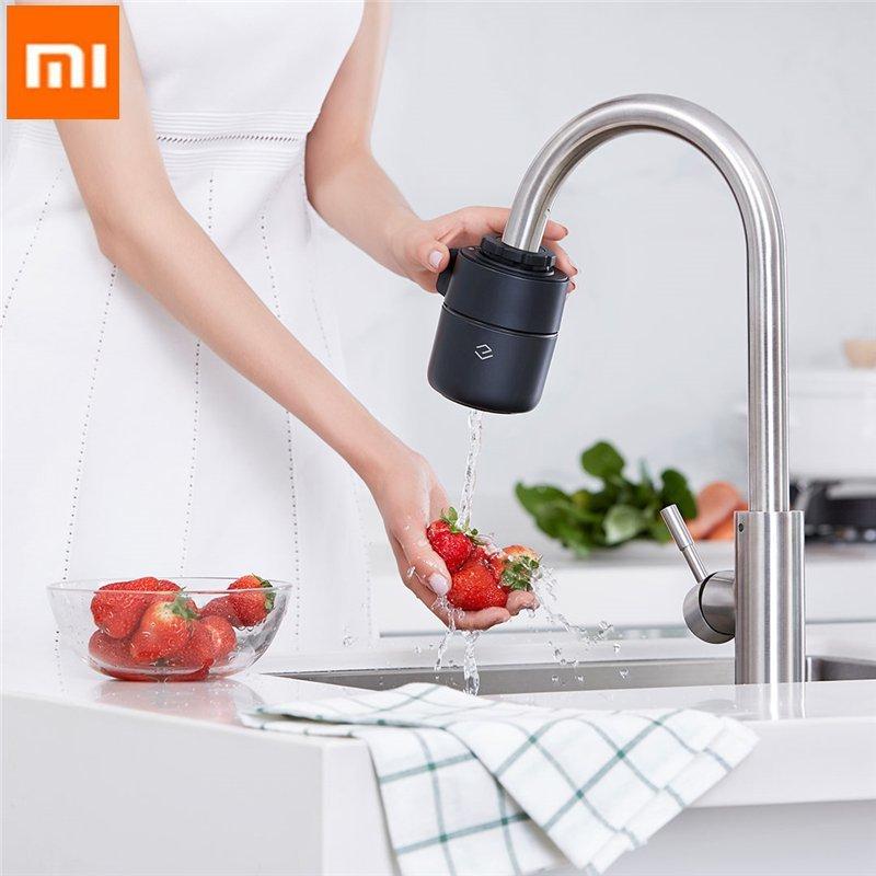 Интеллектуальный мониторинг водопроводного фильтра для очистки воды 4t