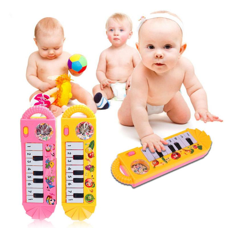 Early Childhood Education Small Portable Music Piano Learning Educational Toys Keyboard Piano Electronic Toy Musical Instrument