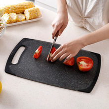 Plastic Kitchen Chopping Board Anti-bacterial Cutting Board Chopping Block Imitation Marble Fruit Vegetable Meat Tools kitchen plastic cutting board non slip frosted kitchen cutting board vegetable meat tools kitchen accessories chopping board