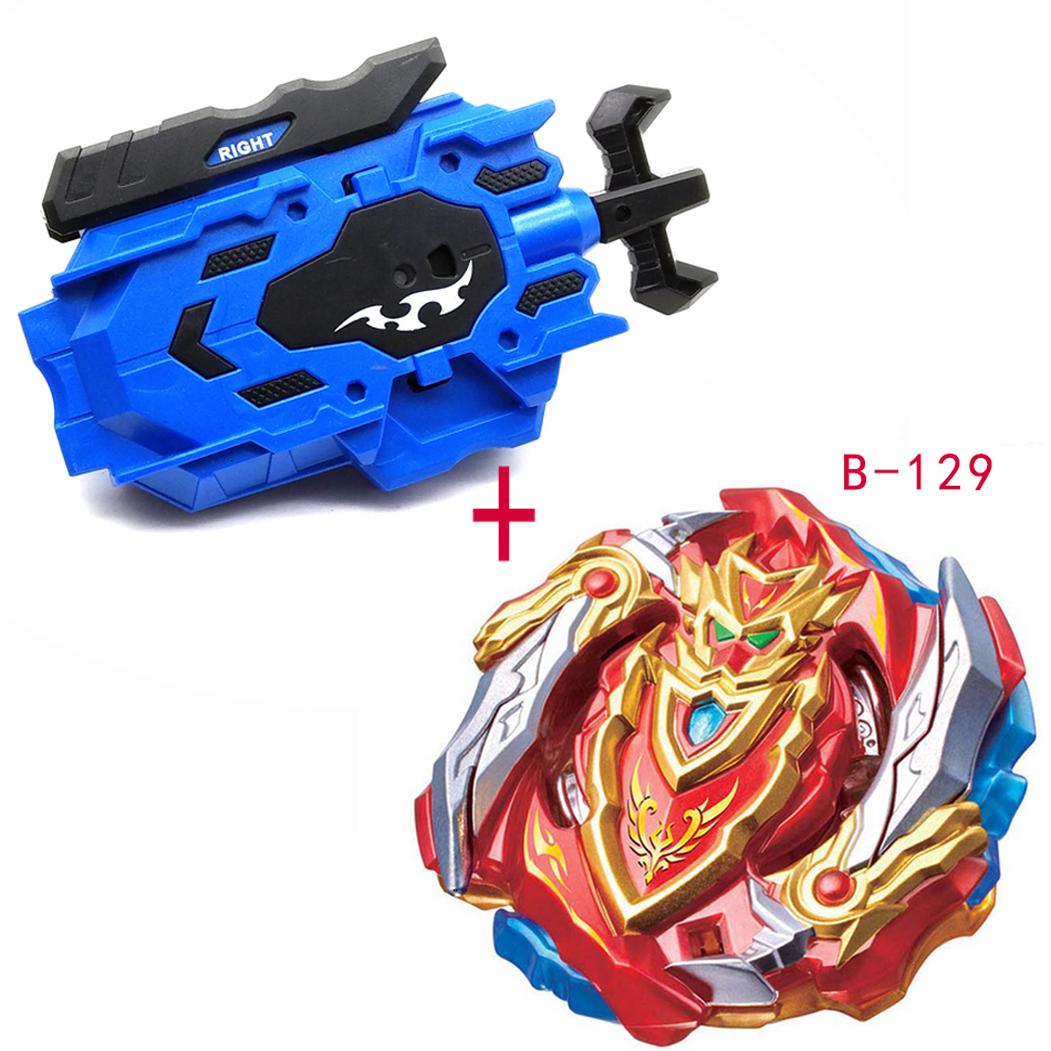 HOT All Models Launchers <font><b>Beyblades</b></font> Burst <font><b>B129</b></font> b127 128 B149 B145 GT Toys Arena Metal God Fafnir Spinning Top BayBlade Blades Toy image