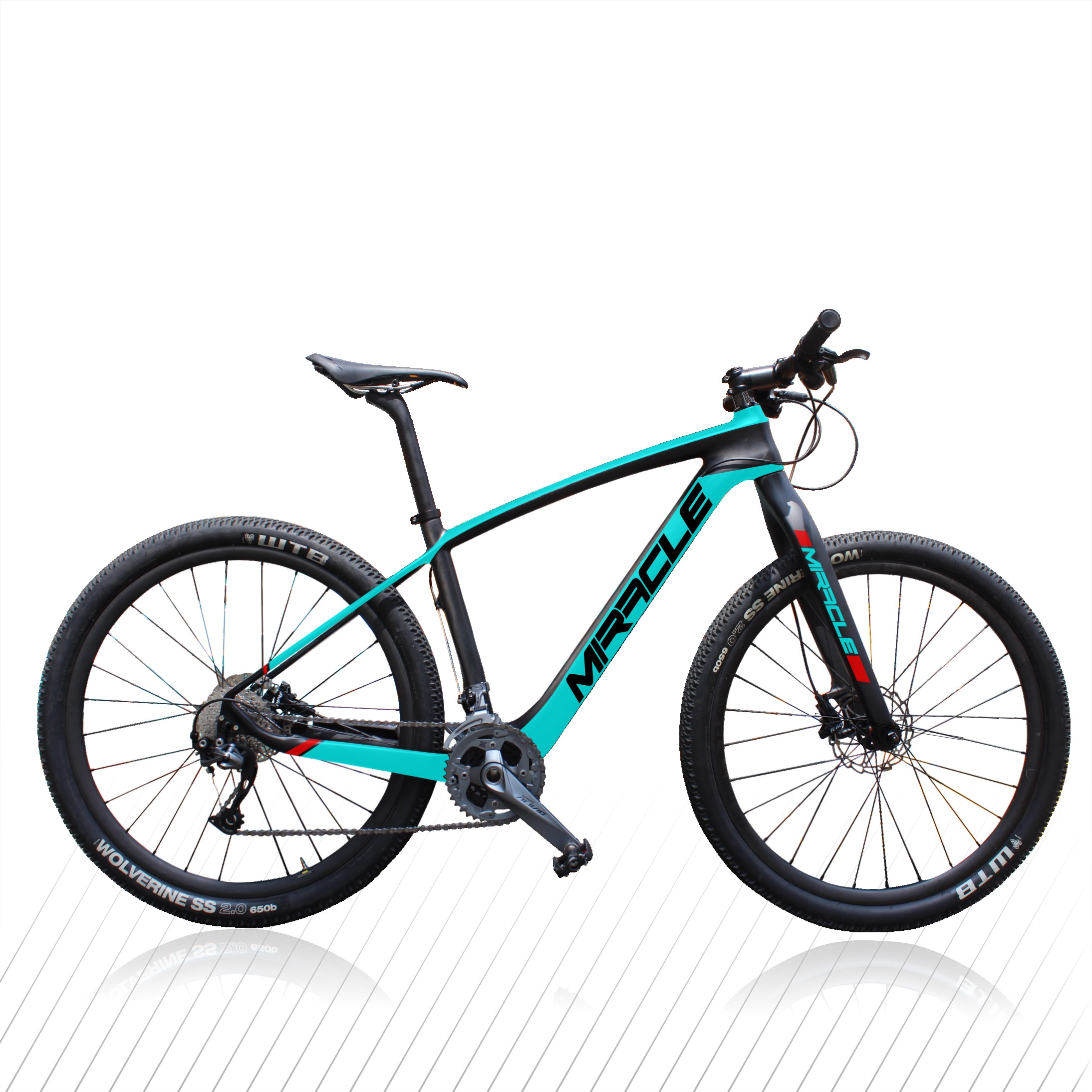 Cheapest  Price Carbon Complete Bike 29er MTB ,high Quality T700 Full Carbon Bicycle Frame 29er Mountain Bike