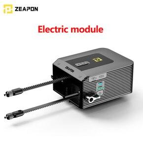 Image 3 - En stock pronto ZEAPON Micro 2 mini portátil ultra silencioso motor Cámara motorizada Video doble distancia paralelo deslizador Macro pista
