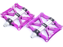 Ansjs Bike Pedal Platorm, Injection Magnesium CNC Machined Body, CR-MO Material 9/16 Spindle, 2 pcs Ultra Sealed Bearing