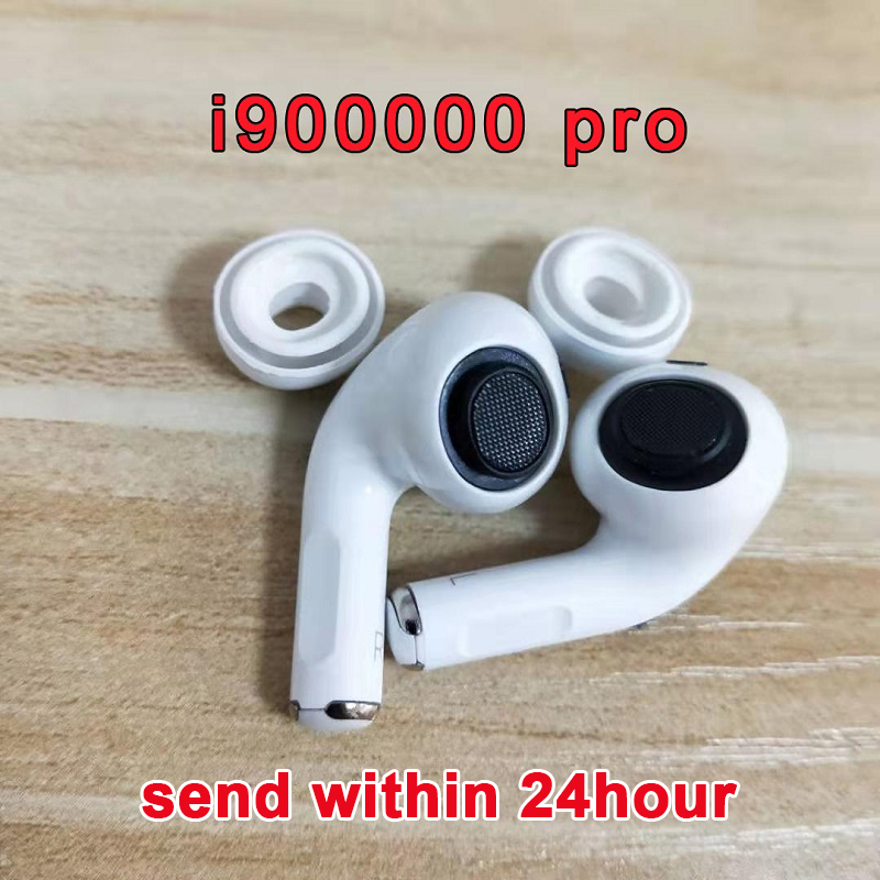 I900000 Pro TWS 1: 1 3Bluetooth earphone pressure sensor PK sensor H1 chip  i200000  i100000 airpoding pro Air Pro 3 tws