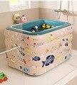 Новый беспроводной автоматический надувной бассейн, большой наружный пластиковый бассейн из ПВХ, детский домашний бассейн