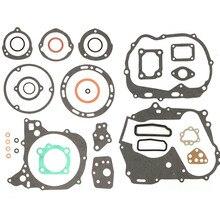 Metal Full Set New Engine Rebuild Kit Fits Honda CT90 Trail 90-1966-1979 - Gasket + Seals