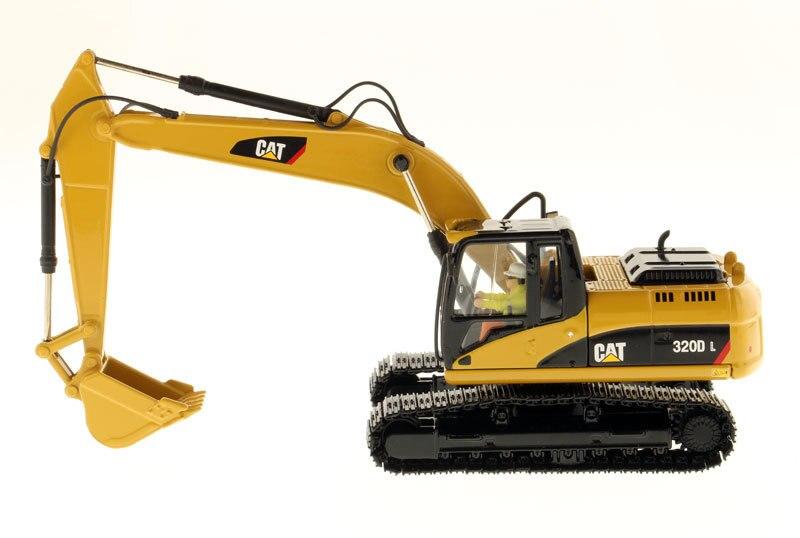 1//50 DM Caterpillar Cat 5110B Hydraulic Excavator Diecast Model #85098