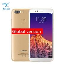 Lenovo smartphone S5 K520 K520T, versión Global, 4GB RAM, 64GB rom, pantalla de 5,7 pulgadas, procesador Snapdragon 625, Octa core, cámara de 13.0mp + 16.0mp, reconocimiento de huella