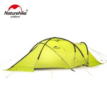 Naturehike Lgloo Double Resident namiot alpejski zagęścić wiatroodporny i odporny na deszcz cztery pory roku ciepły namiot 70D NH19ZP012