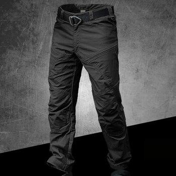 Αδιάβροχο casual cargo παντελόνι.