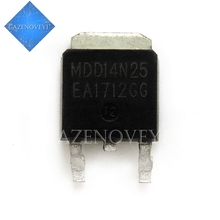 10pcs/lot MDD14N25 14N25 TO 252 In Stock