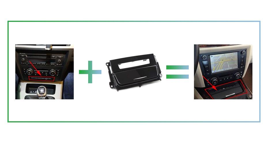 e90下排按键改装