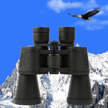 20X50 Powerful Binoculars for Bird Watching Stargazing Hunting Telescope Compact Binoculars High definition Outdoor Climbing 8x21 kids binoculars compact binocular roof prism for bird watching educational learning christmas gifts children toys
