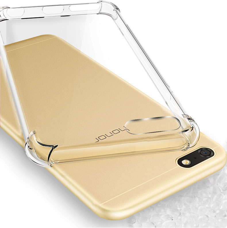 Transparent Soft TPU Clear Silicone <font><b>Case</b></font> For <font><b>Huawei</b></font> <font><b>P20</b></font> Pro P10 <font><b>lite</b></font> <font><b>Mate</b></font> 9 10 Pro <font><b>lite</b></font> Nova 2 2i Honor 6A 6X 7X 9 6C 8 Pro bag image