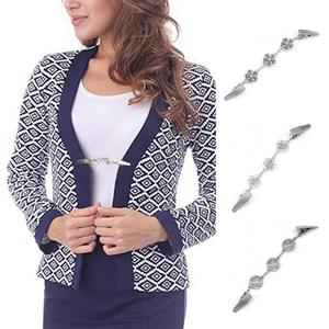 Женский кардиган, свитер, блузка, булавки, брошь для шали, зажимы, воротник рубашки, Ретро стиль, утка, зажим, зимний шарф, застежки, очаровательные аксессуары