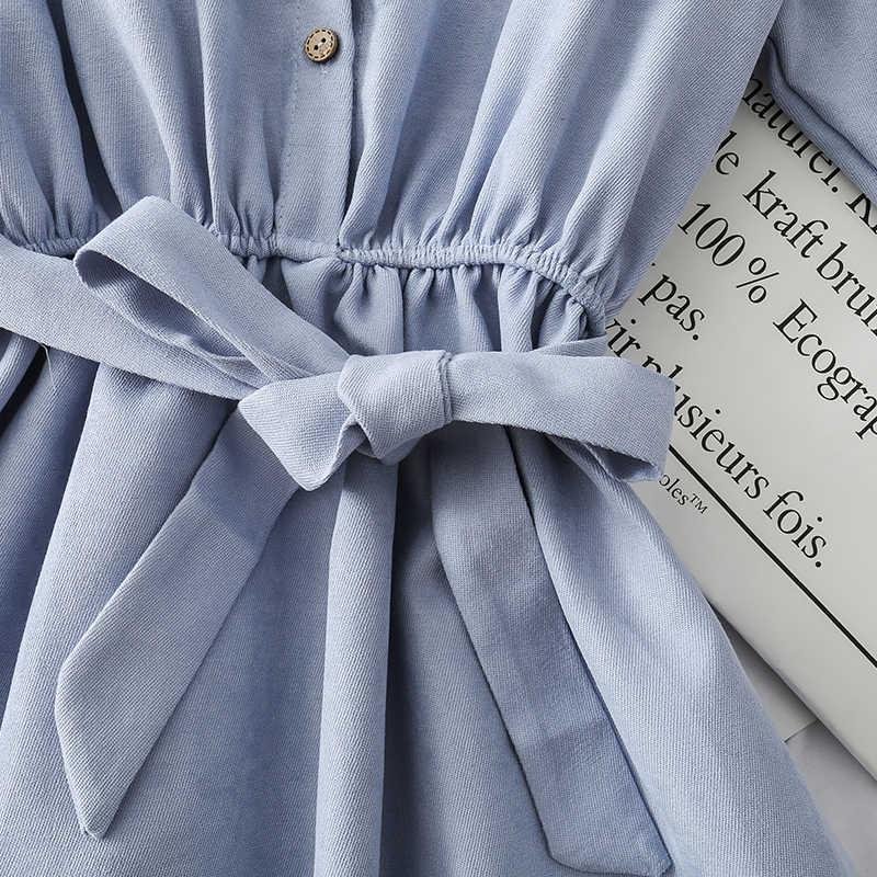 SINGRAIN 女性ロングコーデュロイドレス秋フレア袖ターンダウン襟固体ヴィンテージ韓国ドレス冬ロマンチックなシャツドレス