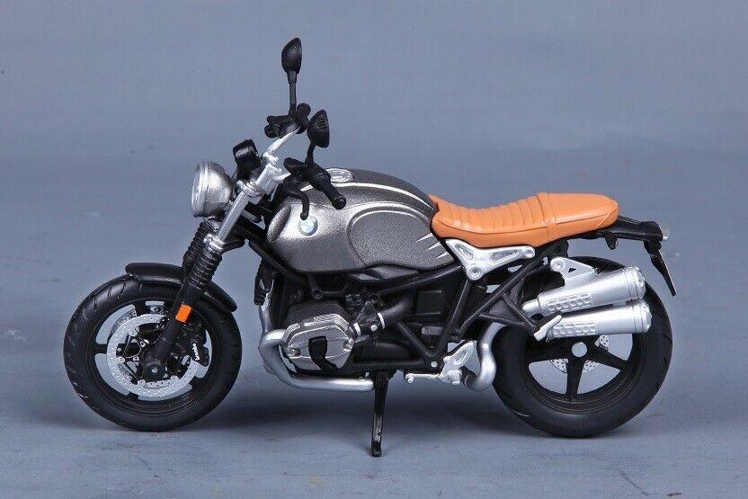 MAISTO 1:12 BMW R NineT Scrambler MOTORCYCLE BIKE DIECAST MODEL TOY NEW IN BOX