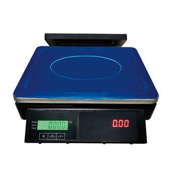 "PC Based Scale POS System 12"" Touch Screen Cash Register Retail Balance All in One PC Balance with Customer Display"