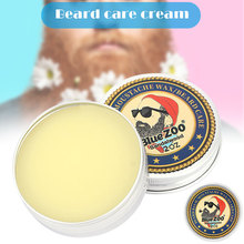 Wax-Balm Beard-Conditioner Hair-Wax Mustache-Care Moisturizing Smoothing Styling Natural
