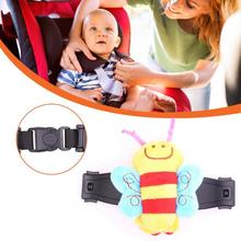 Car-Styling Cartoon Baby Safety Car Seat Strap Belt for Child Harness Chest Clip Safe Buckle 1pc