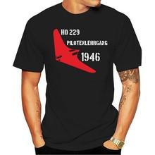 2021 Fashion Hot Sale Ho 229 Pilotenlehrgang 1946 Horten Luftwaffe Nurflugel Weltkrieg - T Shirt Tee Shirt