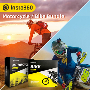 Insta360 Original ONE R ONER Motorcycle Bundle / Bike Bundle (ONE R / ONE X / ONE) offcial accessory combo