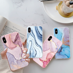 Marble Texture Case For Xiaomi Pocophone F2 F1 Mi Redmi Note 10 Lite 9 S 9A 9C 9S 8T 8 7 5 6 K20 K30 Pro Max 10X Silicone Fundas