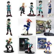 2020 mein Hero Wissenschaft Figur Alter von Heroes PVC Action Figur Midoriya Deku Bakugou Katsuki Sammeln Modell Dekorationen Puppe
