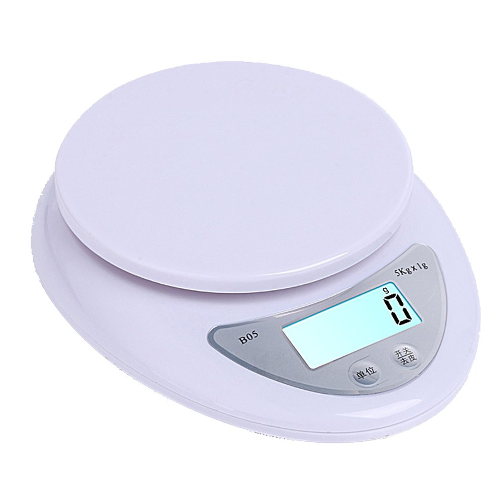 High-Precision Household Kitchen Electronic Scale Kitchen Said Mini Electronic Scale Food Baking Scale Gram Scale