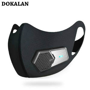2020 Face Mask PM2.5 Smart Dustproof Electric Filter Маска Industrial Dust Dust