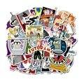 10/50 шт. с изображениями мультипликационных персонажей анимации вылететь на наклейки «Футурама» персонализированные граффити декоративные...